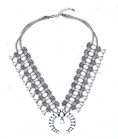 Naja Necklace (more colors)