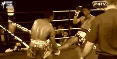 Saenchai taking a dominant angle - Muay Thai Gifs