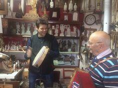 Visita alla bottega dell'artigiano locale Palena~Monte Sant'Angelo
