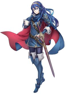 Lucina from Fire Emblem: Heroes