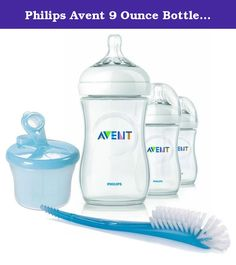 In pack Of 3 Superior Quality Philips Avent Baby Bottle Brush Blue