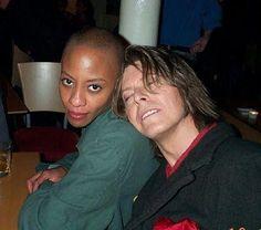 Gail Ann Dorsey / Bowie