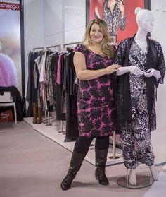 """Trends von der XL-Modemesse """"Curvy is sexy"""": Diese Mode zeigt, wo der Hungerhaken hängt! - Mode & Beauty - Bild.de"""