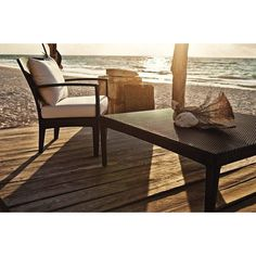Panama Dedon Sessel • Dedon Panama Outdoor Gartenmöbel