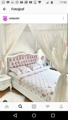Girl Room, Chic Bedroom, Room Decor, Dream Rooms, Girls Room Decor, Chic Bedroom Accessories, Master Bedroom Colors, Glam Room, Room