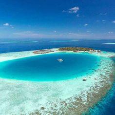 The Maldives Islands - Baros Island Resort
