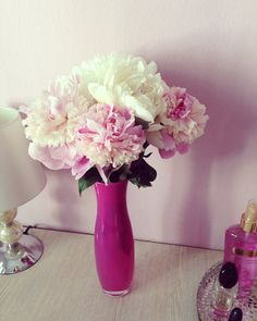 In love with peony 💕