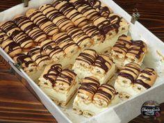 Krispie Treats, Rice Krispies, Cake Recipes, Dessert Recipes, Desserts, Tiramisu, Food And Drink, Cookies, Baking
