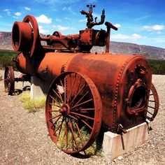 #abandoned #cannon #classic #clouds #equipment #industry #iron #machine #machinery #metal #outdoors #retro #rocks #rust #rusty #sky #steel #transportation system #vehicle #vintage #weapon #wheels