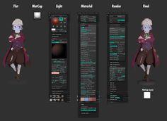 ArtStation - 3D Qura, . Zaphk .