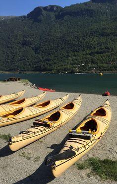 Amazing Njord Kayak Trip in Flam, Norway