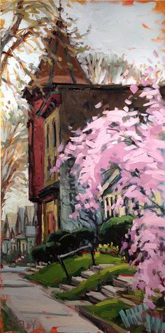 Spring Pink by Shelby Keefe