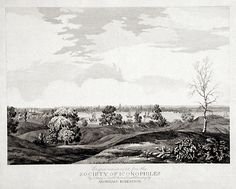 New York From Brooklyn Heights in 1778, Eleanor Mills Tuttle was born in New York City in 1799