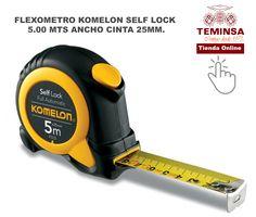 Flexometro Kolemon Self Lock Teminsa Online