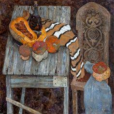 the art room plant: Denis Sarazhin Painting Still Life, Still Life Art, Illustration Art, Illustrations, Ukrainian Art, Russian Art, Online Art, Art Museum, Creations