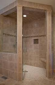Image result for large master bathroom walk in shower handicap