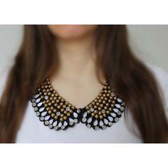 Náhrdelník golier Gold Bliss   Womanology.sk Necklaces, Bracelets, Bliss, Chokers, Gold, Accessories, Jewelry, Jewlery, Jewerly