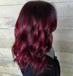 Wella color touch 66/45 (chili red)... For anyone who ever