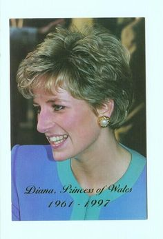 q146 - Princess Diana in Canada 1991 - Royalty postcard in Collectables, Postcards, Royalty | eBay