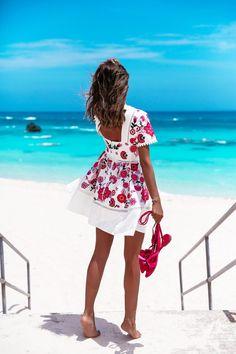 #OOTD: Viva Luxury Doesn't Skimp on Pretty Pink #RueNow