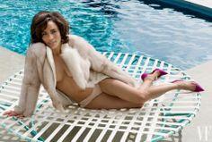 Paula Patton Talks Deep Love for Robin Thicke with Vanity Fair (Photos)