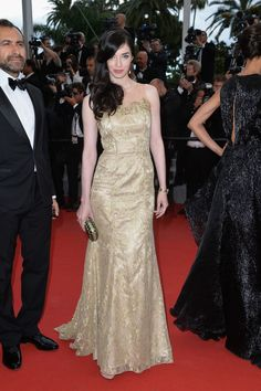 sarah barzyk at the #cannes film festival