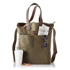 Tote Bags, Backpack Bags, Daddy Diaper Bags, Waxed Canvas Bag, Canvas Purse, Canvas Bags, Canvas Backpack, Diy Canvas, Simple Bags