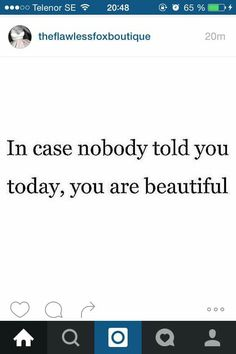 Beauty is in all of us