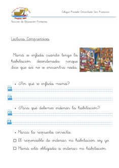 It Cast, Spanish, Frases, Letter Activities, Preschool Reading Activities, Reading Comprehension, Reading Comprehension, Spanish Language, Spain