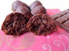 Un panda dans la cuisine: Madeleines au chocolat de Jacques Genin : ça, c'est de la bosse !