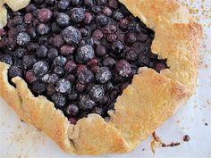 joeycake: lena's favorite blueberry crostata