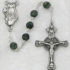 Our Claddagh Rosary Beads with Saint Patrick in the center is a magnificent tribute to ones loyalty to the Irish heritage and faith. Shop huge selection Claddagh Rosary Beads and Irish Claddagh Rosaries. Irish Jewelry, Indian Jewelry, Pendant Jewelry, Jewelry Necklaces, Jewlery, St Michael Pendant, Jewelry Sites, Rosary Beads, Quartz Ring