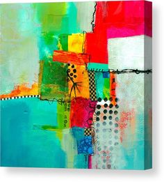 Fresh Paint Canvas Print / Canvas Art by Jane Davies - Malerei Abstract Wall Art, Abstract Watercolor, Art Plastique, Oeuvre D'art, Pop Art, Fine Art America, Contemporary Art, Canvas Art, Art Prints