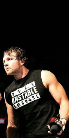 Dean Ambrose Phone wallpapers (credit to owner)
