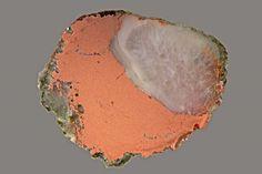 Agate, Copper Wolverine No. 2 shaft, Wolverine Mine, Wolverine, Houghton Co., Michigan, USA