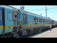 Montreal to Halifax by train on VIA Rail's Ocean | A guide - http://www.seat61.com/montreal-to-halifax-by-train.htm#How_much_does_it_cost
