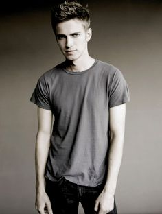 Hayden Christensen awesome on the outside,but awesome,bwaahsome,and flawsome. ;)