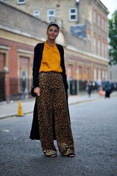 London – Giovanna (StreetStyle Aesthetic )