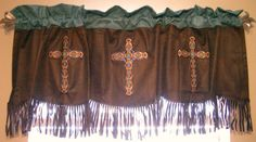 love this... perfect for my windows in my room   Valance