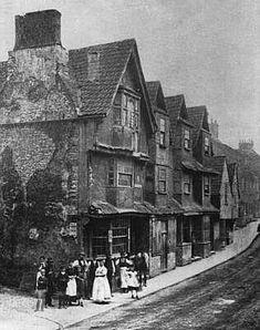 East Street, Bristol - 1870