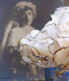 ArtGlitterBlog: Coffee Filter Flowers by Laura Bray