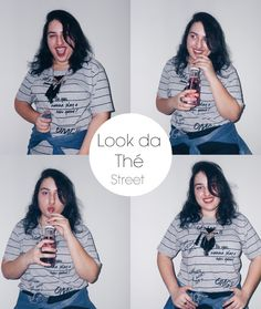 Esther Moratto: Look da Thé: Street, Moda Plus Size, Look Plus Size, Listras. Blog. Estilo de vida. Look do dia.