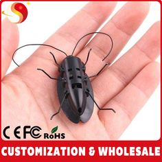 Solar toy: cockroach