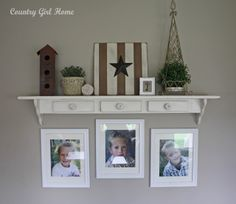 Girl Home How To Make Stripe Beadboards More Decor Ideas Country Girls
