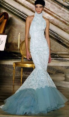 Givenchy Haute Couture - Stunning! I would definitely say yes to this dress!!