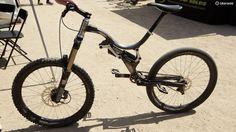 RAM Bikes singlespeed full sus bike