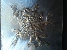 Xolotl is a twin of Quetzalcoatl   $ 220.00 MITOLOGIA MEXICA