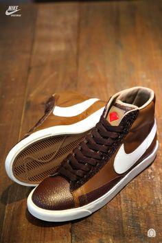 Nike Blazer High And Low VNTG NRG Collection