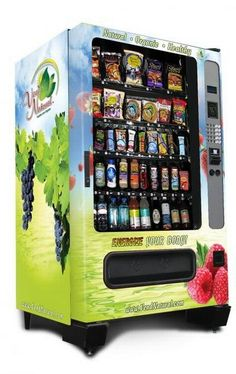 Vending machines selling fruit and vegetables take off in US - Health & Families - Life & Style - The Independent