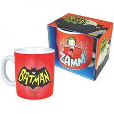 Batman Joker Zamm! Coffee Mug
